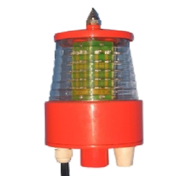 Low Intensity Aviation Warning Light Without Photocell