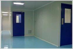 Cleanroom Wall Panel