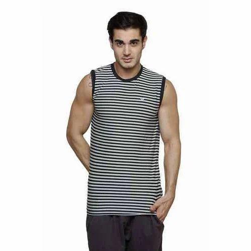 8aec8a9f Pure Cotton Sleeveless T Shirt at Rs 399 /piece | Janakpuri | Delhi ...