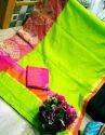 Ekkat saree pure cotton