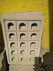 Cement Grill