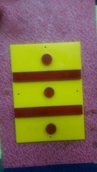 Acrylic Door Entrance Plates