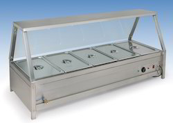 Commercial Stainless Steel Bain Marie
