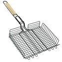 Kanchan Udyog Stainless Steel Grill Baskets, Size: 12.6 x 8.6 inch