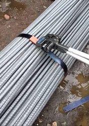 TMT Steel  Rod Bundling Machine