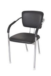 Northern Leatherette Office Visitor Chair