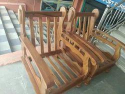 Wooden Sofa Chair Frame