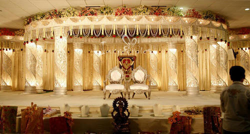 Wedding stage party decorations supplies india tent cloth wedding stage junglespirit Gallery