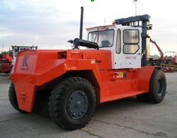 Forklifts Renting Services