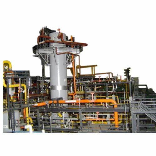 Industrial Pipe Design Model, 3 Dimensional Modeling