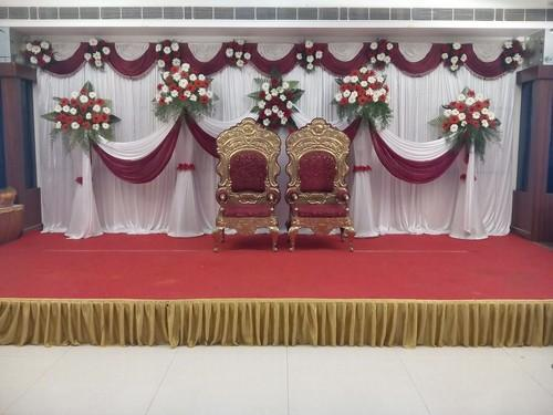 Engagement Decorations Party Decoration Services Chandrika Flower