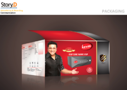 paper Packaging Designing Service