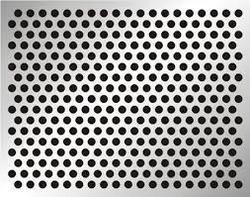Perforated Sheet Mild Steel Perforated Sheet