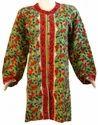 Kantha Quilted Jackets Handmade Long Kantha Jacket