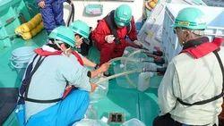 Sea Water Testing Service