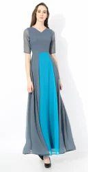 Georgette Partywear Gowns