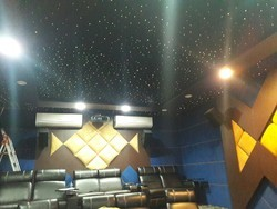Home Theater Fiber Star Ceilings Light