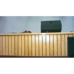 Modern Wooden Paneling, Size/Dimension: 2440 X 125 X 15 Mm