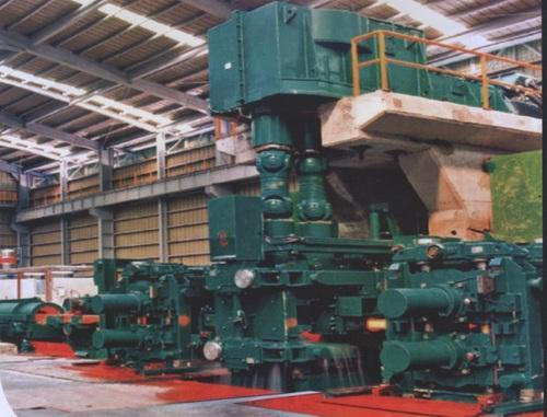 Section Rolling Mill | Rana Udyog Private Limited | Manufacturer in