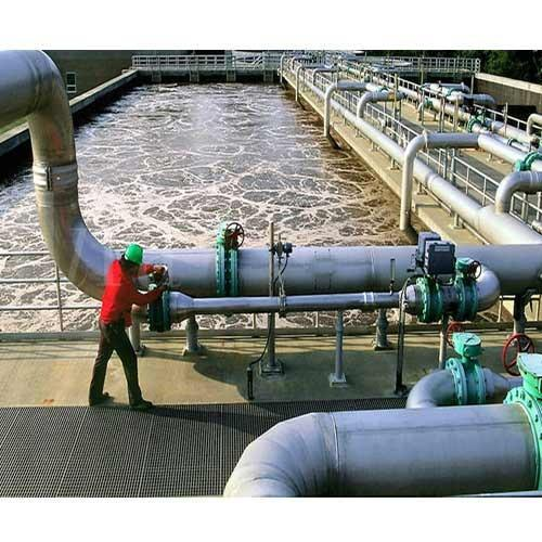 Automatic Industrial Water Treatment Plant, Capacity Inlet Flow Rate: 500-1000 m3/hour