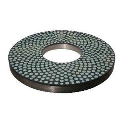 Diamond Double Disc Grinding Wheel With Round Pellets