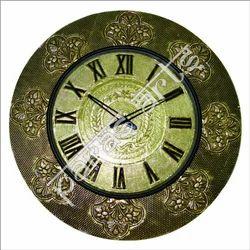 metal designer wall clocks