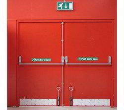 Fire Steel Doors