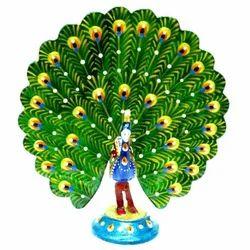 Meenakari Peacock