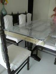 Plastic Transparent Dining Cover