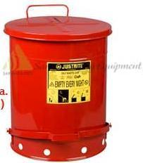 Oil Waste Cans - For General Use