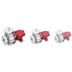 PP Chemical Pumps