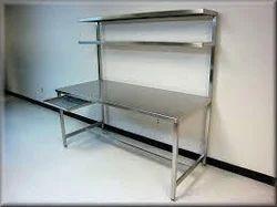 Stainless Steel Inspection Tables Gayathri Engineering