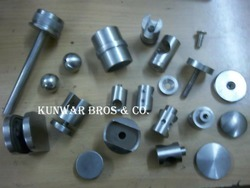 Stainless Steel Panel Railings Fittings, Railings Accessories