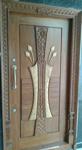 Walnut Colour Teak Wood & Walnut Colour Teak Wood Rs 35000 /piece MBK Wood Carving Works ...