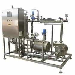 Milk Dairy Processing Plant