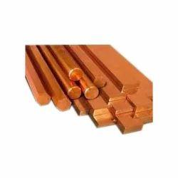 ETP Grade Copper Rods
