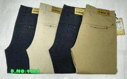 Sloper Mens Casual Wear Pants