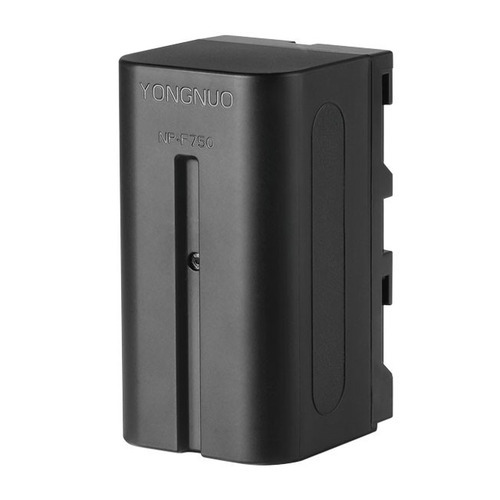 Yongnuo Np F750 Universal Video Light Rechargeable Battery