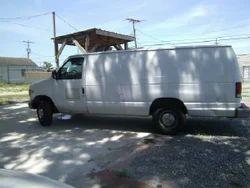 Mobile RO Water Van Body