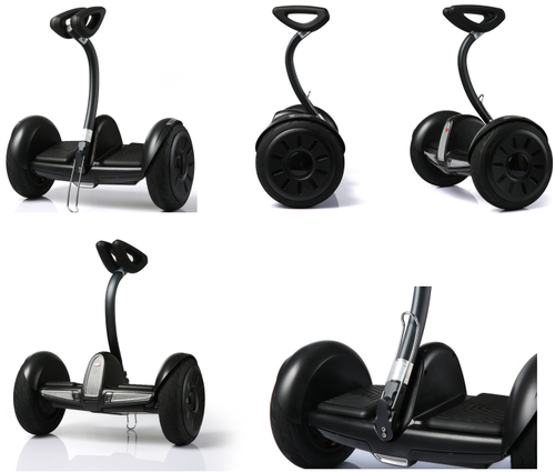 Xiaomi Ninebot Style Mini Self Balancing Scooter with Handle
