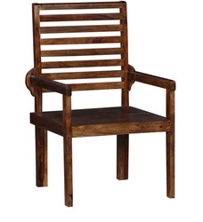 wooden chair. Sheesham Wooden Chair