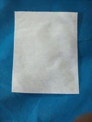 White Non Woven Pouch
