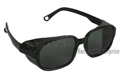 Burhani Black Safety Goggles