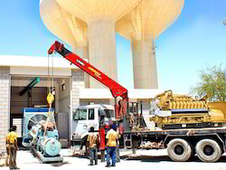 Machine Erection Services