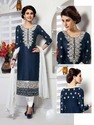 Cotton Churidar Salwar Suit