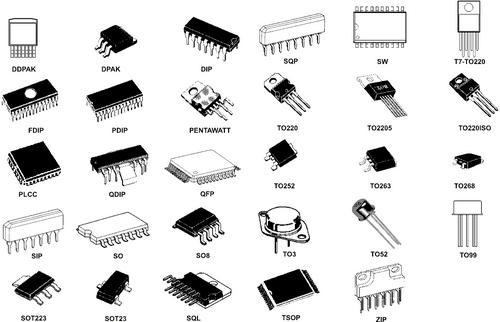Integrated Circuits (IC)