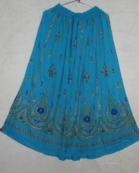 Traditional Party Wear Skirt