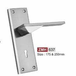 Zinc Durable Mortise Handle, For Door Fitting