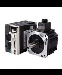 Single Phase Used Panasonic Servo Motor, 1 K.v
