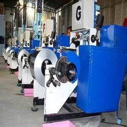 Shreeji Tech Engineering Aluminum Foil Slitting Rewinder Machine